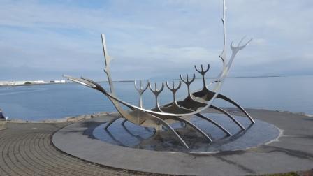 IJsland Reykjavik kunst