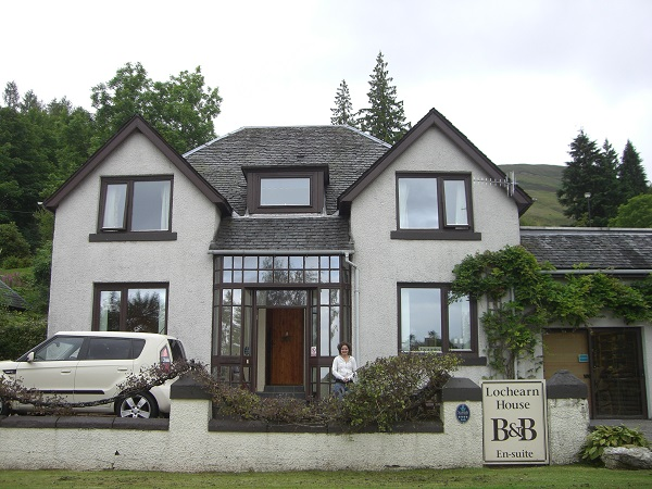Lochearn House Bed and Breakfast