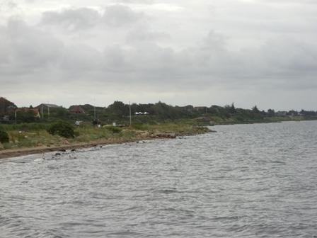 Fjord in Denemarken