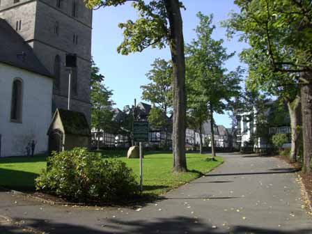Dorpje in Sauerland