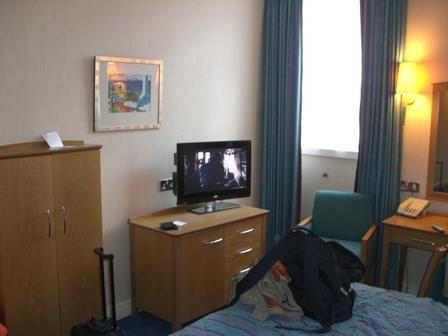 Hotelkamer Hotel Euston Londen