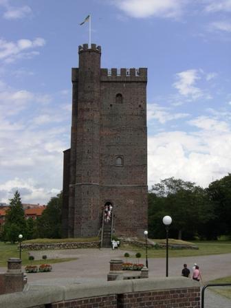 Karnan toren in Helsingborg