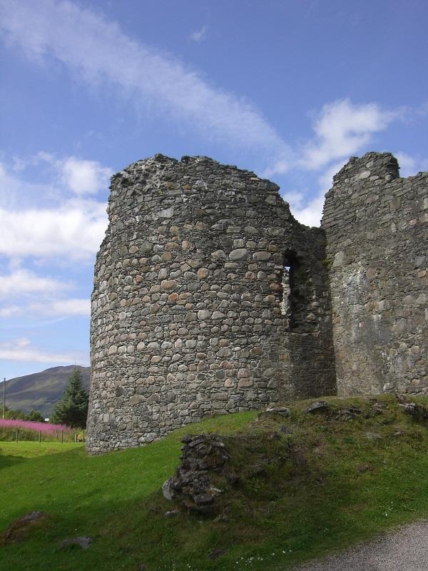 Ruine in Schotland