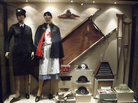 oorlogsmuseum in Valetta