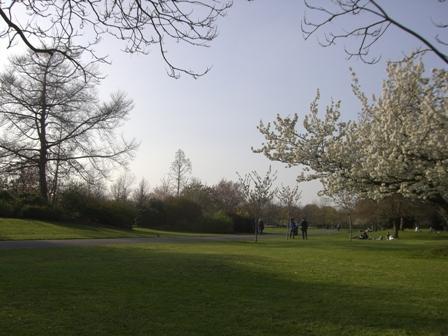 Regent's Park Londen