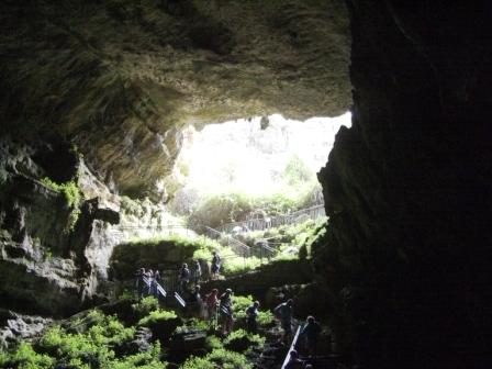 uitzicht sardinie, grot
