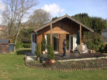 Vakantiehuisje in Baillamont, Ardennen