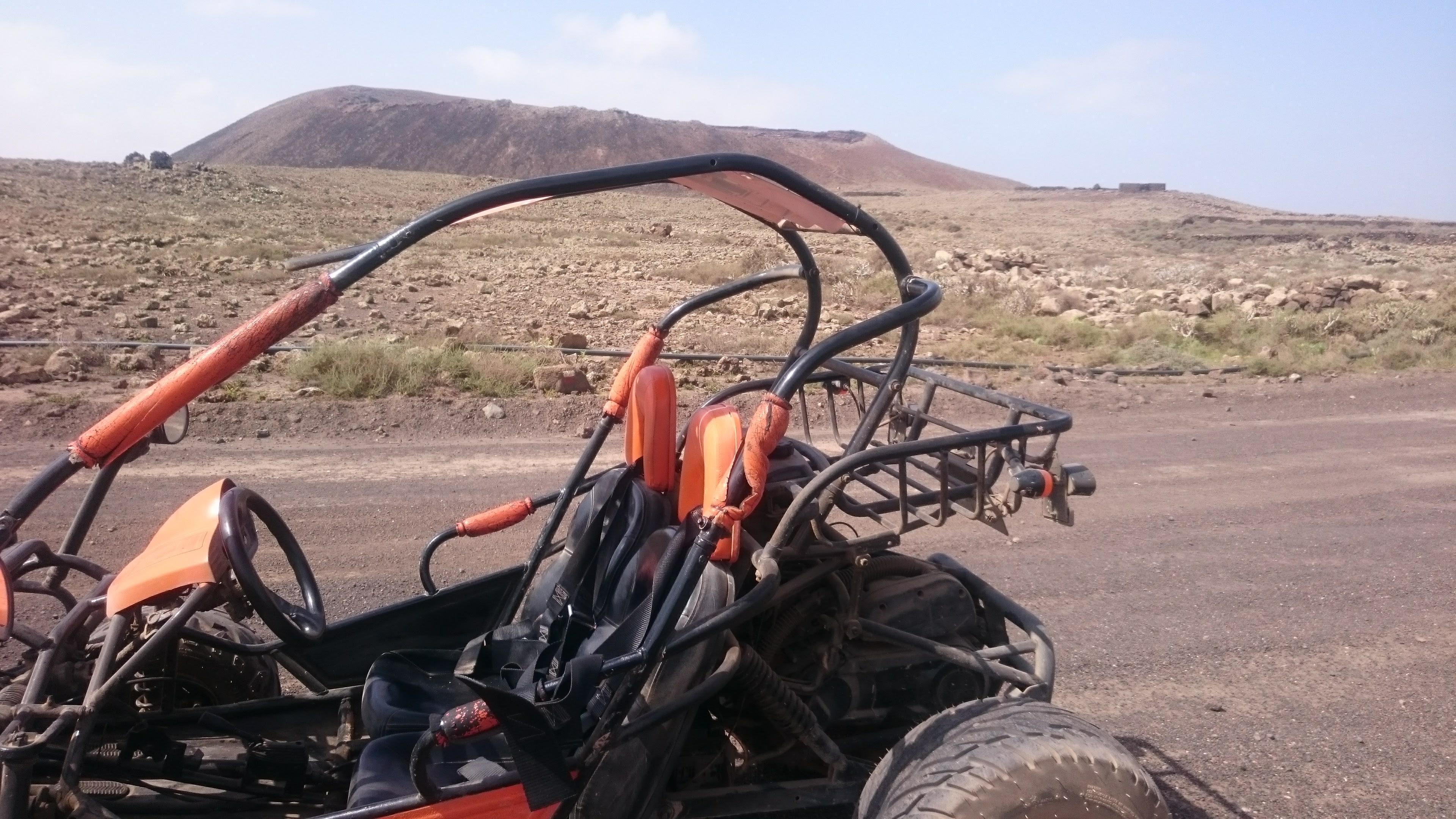 Fuerteventura Buggytocht